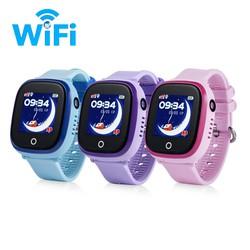 MẪU MỚI Đồng hồ định vị trẻ em GPS chống nước Wonlex GW400X