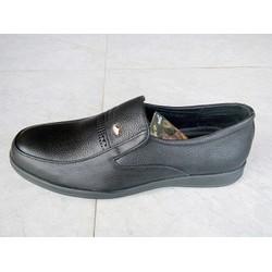 Giày da nam cao cấp Bitis DMM309880DEN