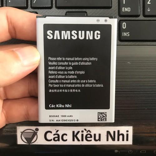 Pin Samsung S4 Mini i9190 i9192 i9197 i9198 sm-i9190 sm-i9192 sm-i9197 sm-i9198 zin hãng