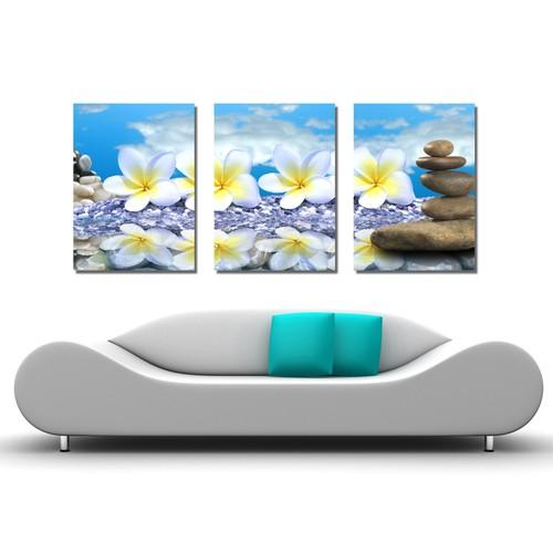 Tranh bộ 3 bức trang trí spa tặng kèm móc treo - 6899500 , 13625249 , 15_13625249 , 449000 , Tranh-bo-3-buc-trang-tri-spa-tang-kem-moc-treo-15_13625249 , sendo.vn , Tranh bộ 3 bức trang trí spa tặng kèm móc treo