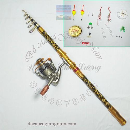 Bộ cần câu rút Shimano 3 mét - Máy Yumoshi LC 6000, tặng đủ phụ kiện - 11511321 , 17401933 , 15_17401933 , 550000 , Bo-can-cau-rut-Shimano-3-met-May-Yumoshi-LC-6000-tang-du-phu-kien-15_17401933 , sendo.vn , Bộ cần câu rút Shimano 3 mét - Máy Yumoshi LC 6000, tặng đủ phụ kiện