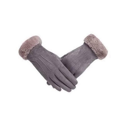 Găng tay da lộn lót lông cảm ứng cho nữ - 7292634 , 13967488 , 15_13967488 , 135000 , Gang-tay-da-lon-lot-long-cam-ung-cho-nu-15_13967488 , sendo.vn , Găng tay da lộn lót lông cảm ứng cho nữ