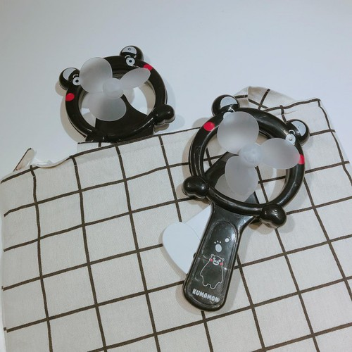 Quạt mini Cầm tay hình Kumamon - 4483816 , 13624120 , 15_13624120 , 30000 , Quat-mini-Cam-tay-hinh-Kumamon-15_13624120 , sendo.vn , Quạt mini Cầm tay hình Kumamon