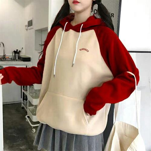 Áo hoodie nữ cute - 6903041 , 13629666 , 15_13629666 , 125000 , Ao-hoodie-nu-cute-15_13629666 , sendo.vn , Áo hoodie nữ cute