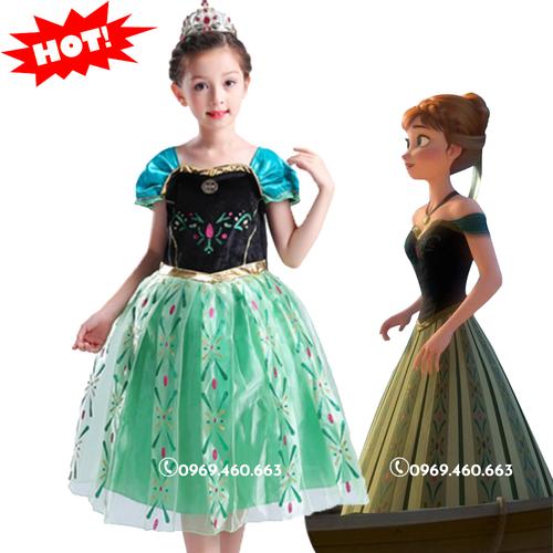 Váy công chúa Anna