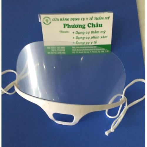 Khẩu Trang Nhựa Trong Y tế Phun xăm Spa - 4592330 , 13626972 , 15_13626972 , 30000 , Khau-Trang-Nhua-Trong-Y-te-Phun-xam-Spa-15_13626972 , sendo.vn , Khẩu Trang Nhựa Trong Y tế Phun xăm Spa