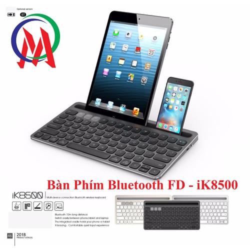 Bàn Phím Bluetooth FD - iK8500 - 4483663 , 13623853 , 15_13623853 , 559000 , Ban-Phim-Bluetooth-FD-iK8500-15_13623853 , sendo.vn , Bàn Phím Bluetooth FD - iK8500