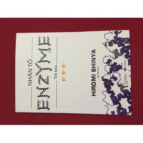 Sách Nhân Tố Enzyme - Trẻ Hóa