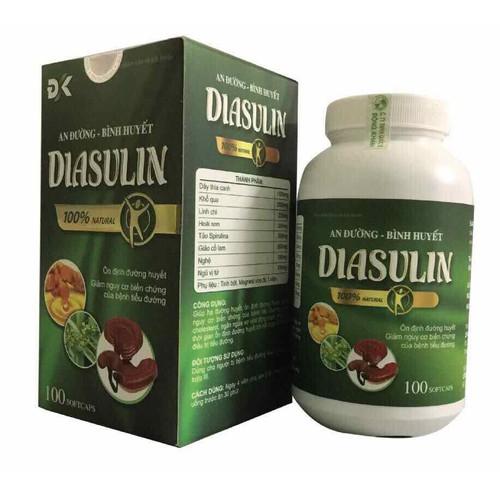 Diasulin Ổn định đường huyết