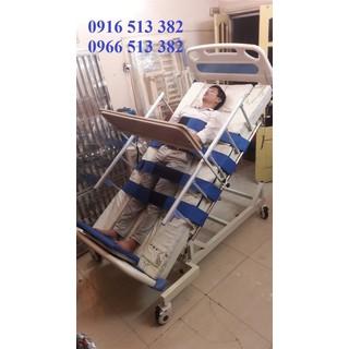 Giường y tế đa năng kèm tính năng tập đứng cho người bệnh - 112 thumbnail
