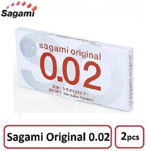 Bao Cao Su Sagami Original 0.02 Hộp 2 Bao - 6908211 , 13635628 , 15_13635628 , 100000 , Bao-Cao-Su-Sagami-Original-0.02-Hop-2-Bao-15_13635628 , sendo.vn , Bao Cao Su Sagami Original 0.02 Hộp 2 Bao