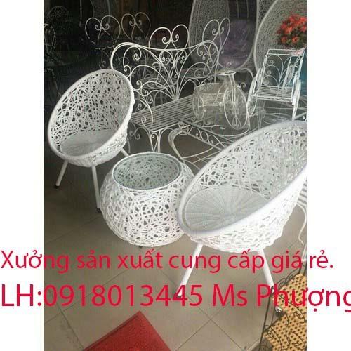 Bộ bàn ghế thư giản đồng tiền nhựa giả mây cao cấp xưởng sản xuất cung cấp giá rẻ. - 6914287 , 13642970 , 15_13642970 , 1550000 , Bo-ban-ghe-thu-gian-dong-tien-nhua-gia-may-cao-cap-xuong-san-xuat-cung-cap-gia-re.-15_13642970 , sendo.vn , Bộ bàn ghế thư giản đồng tiền nhựa giả mây cao cấp xưởng sản xuất cung cấp giá rẻ.