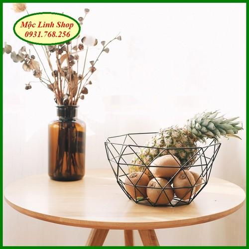 Đĩa đựng hoa quả - Đĩa đựng trái cây - Đĩa trang trí