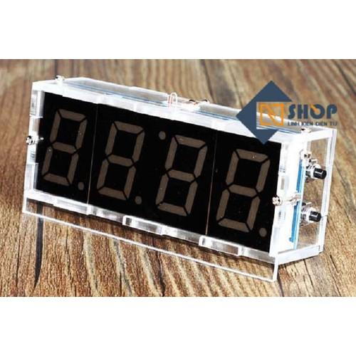 Đồng hồ led 7 đoạn, báo ngày giờ, nhiệt độ + vỏ mica - 6914300 , 13642990 , 15_13642990 , 100000 , Dong-ho-led-7-doan-bao-ngay-gio-nhiet-do-vo-mica-15_13642990 , sendo.vn , Đồng hồ led 7 đoạn, báo ngày giờ, nhiệt độ + vỏ mica