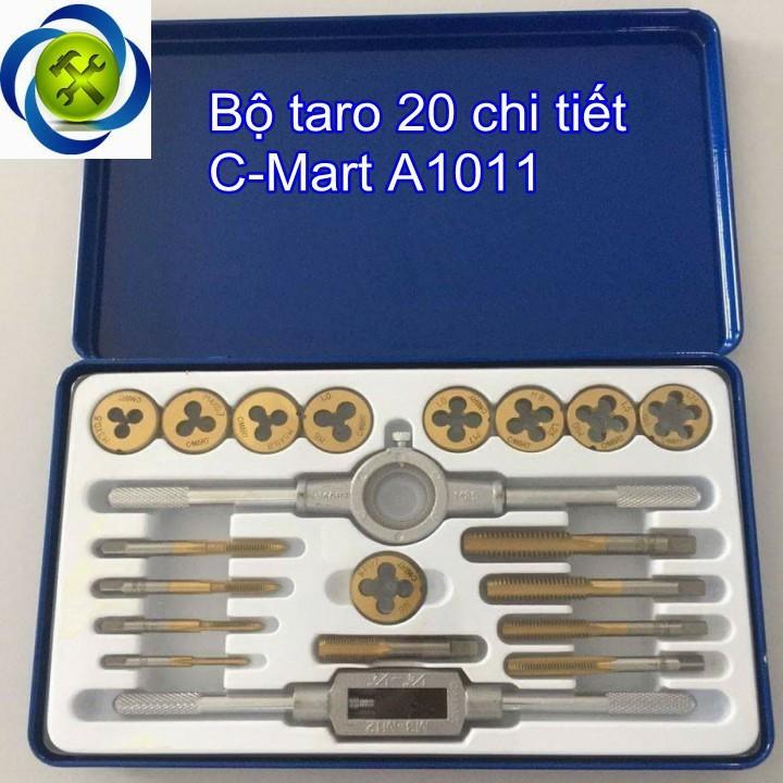 Bộ taro C-Mart A1011 20 chi tiết 1
