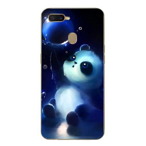 Ốp lưng điện thoại oppo a7 - Panda