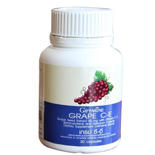 Viên uống chống lão hóa da, giúp trẻ trung Grade CE Giffarine