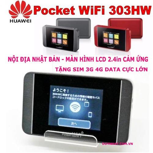 Thiết Bị Phát Wifi Từ Sim 3G 4G Pocket 303HW - Thiết Bị Phát Sóng Wifi Trên Ôto - 4594335 , 13643204 , 15_13643204 , 1000000 , Thiet-Bi-Phat-Wifi-Tu-Sim-3G-4G-Pocket-303HW-Thiet-Bi-Phat-Song-Wifi-Tren-Oto-15_13643204 , sendo.vn , Thiết Bị Phát Wifi Từ Sim 3G 4G Pocket 303HW - Thiết Bị Phát Sóng Wifi Trên Ôto