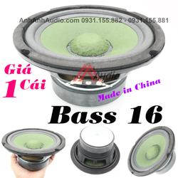 Loa Bass 16 Hàng nhập | Số lượng 1 cái Loa