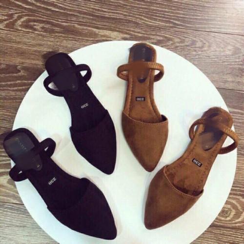 Sandal quai thun
