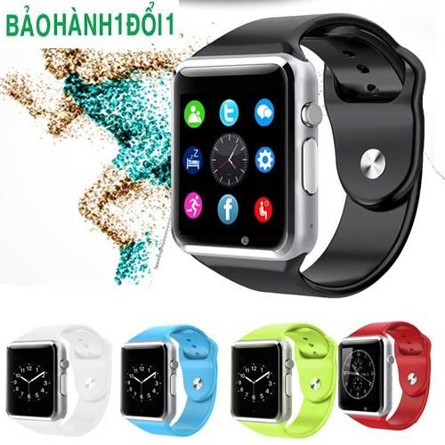Đồng hồ thông minh Smart watch A gắn sim, thẻ nhớ, gọi điện, định vị dành cho trẻ