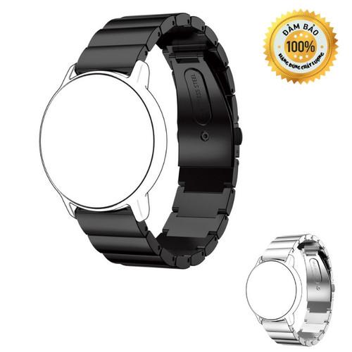 dây đồng hồ, dây thép không gỉ 1 mắt 20mm dành cho Gear Sport, Gear S2 Classic, Galaxy Watch 42mm