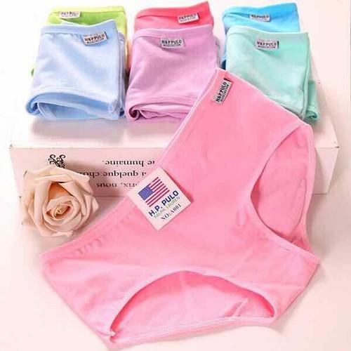 Combo 5 quần lót nữ Pulo xuất mỹ