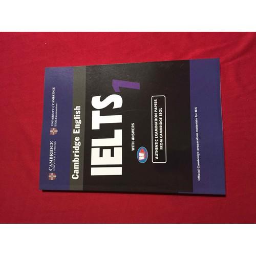 Sách Cambridge IELTS tập 1