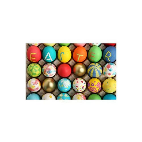 combo 2 Trứng tô màu cho bé kèm bút lông  4627 Thế Giới Giá Sỉ