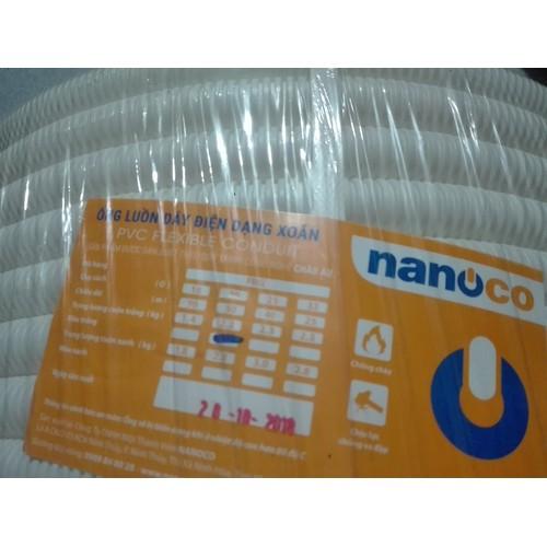 Ống Ruột gà Nano phi 20