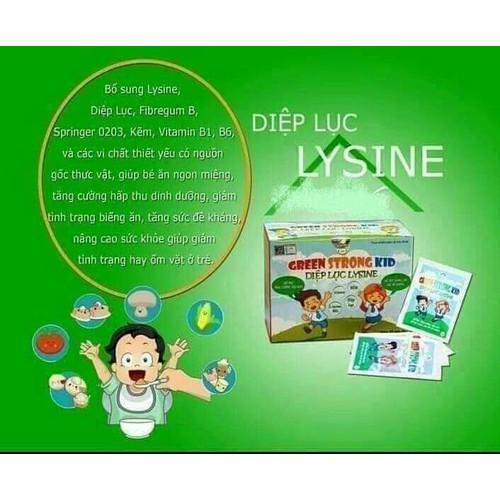 diệp lục lysine - 6925397 , 13656350 , 15_13656350 , 360000 , diep-luc-lysine-15_13656350 , sendo.vn , diệp lục lysine