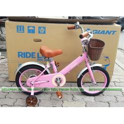 xe đạp trẻ em STITCH PRINCESS JY906 16″ 5-8 tuổi