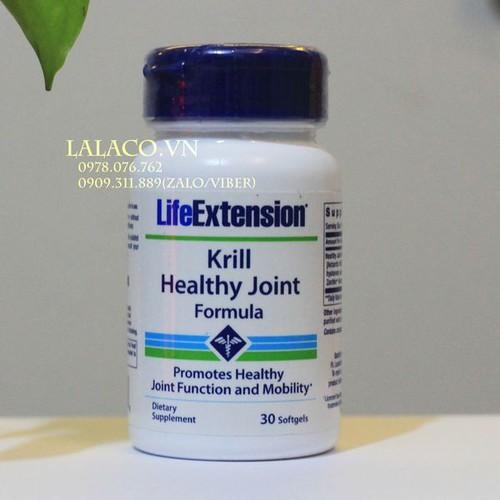 Viên uống hỗ trợ và phục hồi xương khớp Life Extension Krill Healthy Joint Formula 30 viên - 6925175 , 13656191 , 15_13656191 , 550000 , Vien-uong-ho-tro-va-phuc-hoi-xuong-khop-Life-Extension-Krill-Healthy-Joint-Formula-30-vien-15_13656191 , sendo.vn , Viên uống hỗ trợ và phục hồi xương khớp Life Extension Krill Healthy Joint Formula 30 viên