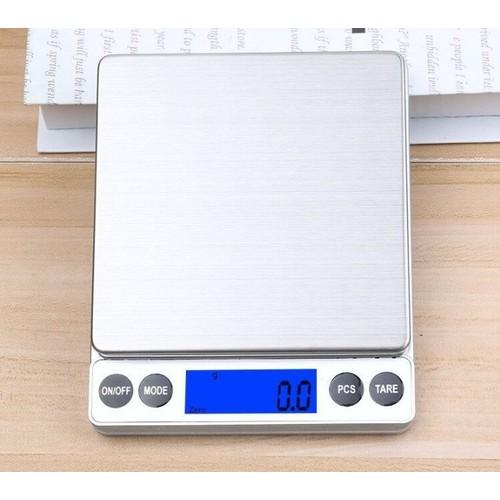 Cân điện tử 3kg-0.1g, model- I2000