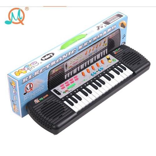 Đàn Piano 31 Keys Kèm Mic Hát Cho Bé MQ 3198