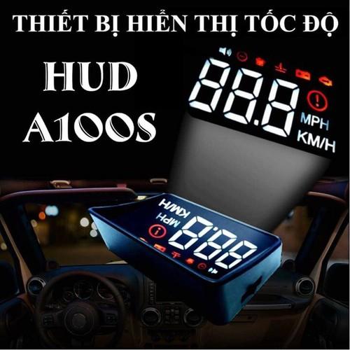 Thiết bị hiển thị tốc độ lên kính lái ô tô HUD A100S mẫu 2018 - 6920572 , 13650401 , 15_13650401 , 680000 , Thiet-bi-hien-thi-toc-do-len-kinh-lai-o-to-HUD-A100S-mau-2018-15_13650401 , sendo.vn , Thiết bị hiển thị tốc độ lên kính lái ô tô HUD A100S mẫu 2018