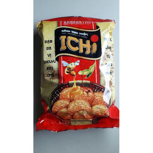 bánh gạo nhật Ichi Mật ong 100g