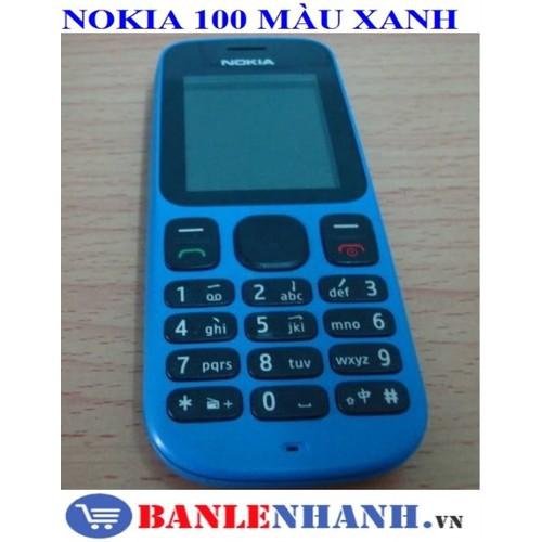 NOKIA 100 CHÍNH HÃNG MÀU XANH
