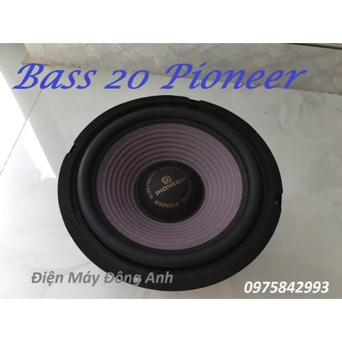 Củ loa pioneer bass 20-loa pioneer rời