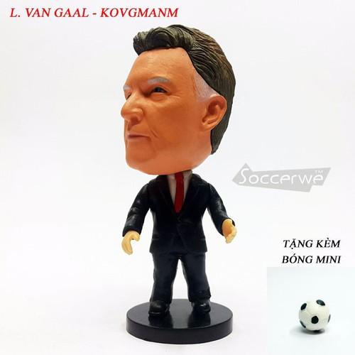 Tượng huấn luận viên Louis Van Gaal