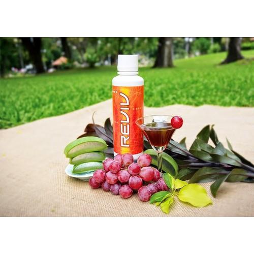 Reviv Unicity - Thức uống bổ sung năng lượng