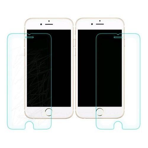 set 2 cái cường lực trong không full màn hình cho IPhone 6,iphone 6s