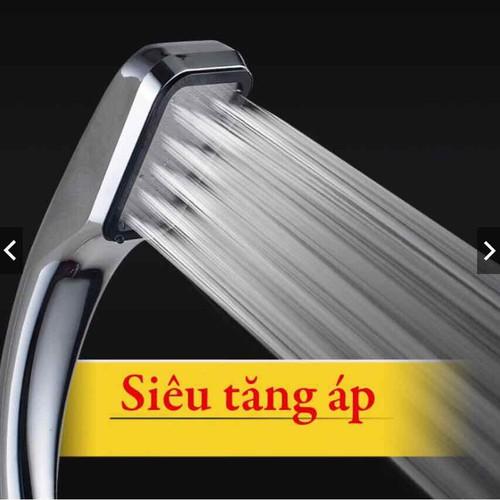 Vòi sen siêu tăng áp tiết kiệm nước