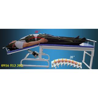 Giường kéo giãn và nắn chỉnh cột sống lưng bằng điện - 115 thumbnail