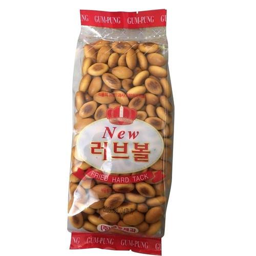 Bánh qui lúa mạch viên Love Ball Geum Pung 270 Gram Nhập Khẩu Hàn Quốc