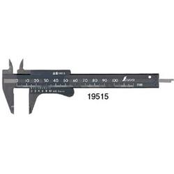 4 inch Thước cặp cơ Shinwa 19515