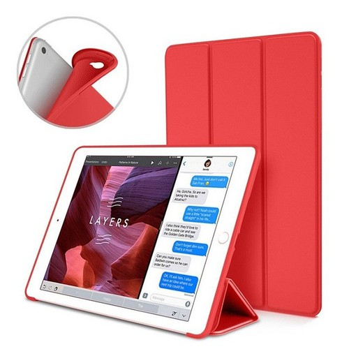Bao da silicone dẻo PKCB - Smart cover dành cho iPad Pro 9.7