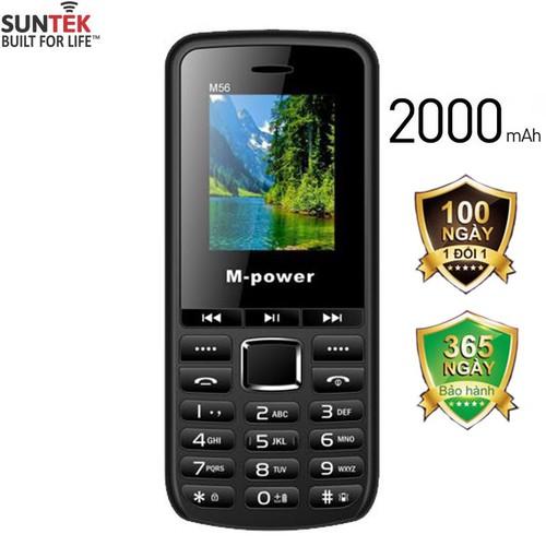 Điện thoại M-Power M56