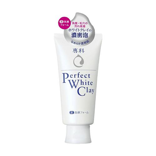 Sữa Rửa Mặt Dưỡng Trắng Perfect White Clay 150ml nội địa Nhật bản