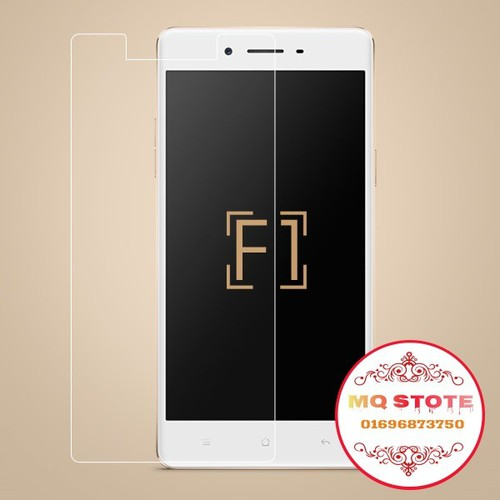 OPPO F1.A35 CƯỜNG LỰC TRONG SUỐT GLASS PRO